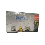 Tarp External Heavy Duty 2.4mx 3.0m Silver/Black pk1