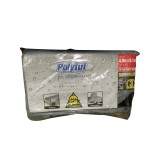 Tarp External Heavy Duty 4.9mx6.1m Silver/Black pk1