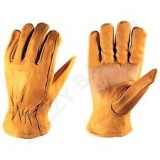 Gloves Riggers Leather Mens XL pk1