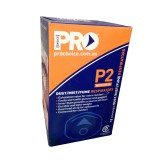 Respirator Disposable P2 Box 12 with Valve PC321 bx 12