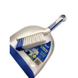 Dustpan Set Soft Grip pk1