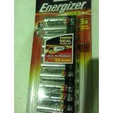 Battery Alkaline AA  Max E91HP10 pk10