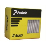 Brads CStainless Steel 304 38mm with 2 Fuel Cells B20285 bx2000