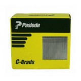 Brads CStainless Steel 304 50mm with 2 Fuel Cells B20290 bx2000