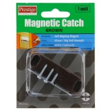 Catch Magnetic Plastic Brown 65mm Cd1 WCD0022 pk1
