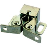 Catch Double Roller Bulk Zinc Plated 13466 pk1