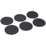 Anti Skid Foam Black Round 19mm 23158 pk1