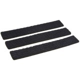 Anti Skid Foam Black Strips 13x67mm 23159 pk1