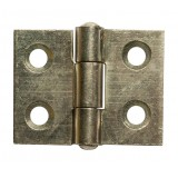 Hinge Butt LargehtSteel  25mm WBI0438 pk1