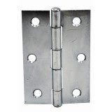 Hinge Butt Loose Pin Zinc Plated  85mm bx 20