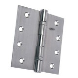 Hinge Butt Fixed Pin Stainless Steel 100x100x2.5mm SSH1004-F pk2