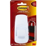 Hook Adhesive White Jumbo Command 17004 pk1