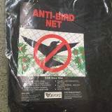 Netting 4mx15m Anti Bird pk1