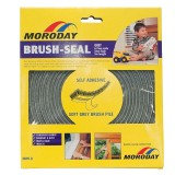 Window Seal Brush 5m Grey CM615GR pk1