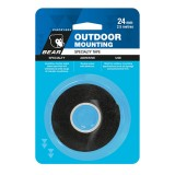 Tape Double Sided Mount Reel 24mm #60 pk1
