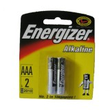Battery Alkaline AAA E92BP2 pk2