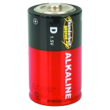 Battery Alkaline D E95BP2 pk2