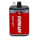 Battery Red Heavy Duty 6V 509 pk1