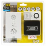 Door Chime Wireless 30m D641/B pk1