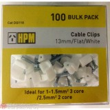 Clip Cable 13mm DQ010 pk20