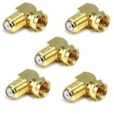 Connector Rg59 F Type Twist On BC88095DP pk10