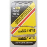 Fuse Wire Card 1mx8a and 1mx16a R1202 pk1