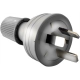 Plug Top Standard 10a Grey CD100LGY pk1