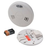 Fire Smoke Alarm Photoelectric 240V 130413 pk1