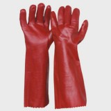 Gloves Chemical 45cm PVC ID45 pk1