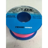 Builders Line Pink #8 100m OX-T102910 pk1