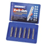 Remover Damaged Screw 6 pieces Set K12001 pk1