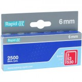 Staples  6mm  53/6 TMS2536 bx2500