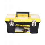 "Toolbox Plastic 485mm (19"") 1.92.167 bx  1"