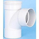 Pipe  50mmx 88Deg DWV Plain Female Female pk1