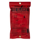 Fire Blanket 1mx1m Fibreglass 130786 pk1