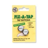 Tap Buttons 19x5mm Tap Handle C/P 218117 pk1