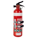 Fire Extinguisher 1kg 1A:10B:E  pk1