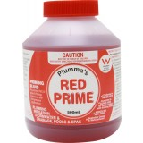 Fluid Priming PVC Red 500ml A5625 pk1