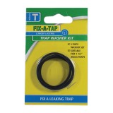 Washer Trap Inlet and Outlet  38mm Cd3 203809 pk1