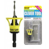 Bit Drill and Countersunk 10g Clever Tool 43ACTS10 pk1