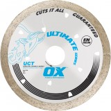 "Blade Diamond Tiling 7"" Ultimate OX-UCT-7 pk1"