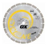 "Blade Diamond Trade  4"" General Purpose Concrete OX-TC10-4 pk1"
