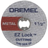 Disc Metal Cutting 1 1/2 EZ456 pk5
