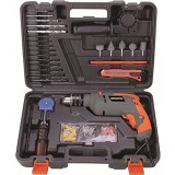 Kit Impact Drill 500W with Aluminium Case 150-19-50341 pk1