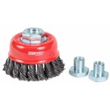 Wheel Cupl Brush 10x1.5 Threaded BTC65SS pk1