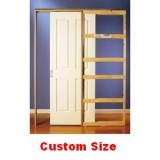 Door Cavity Statesman 2040x 820x 90 Flush Pull Hum pk1