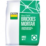 Mortar Mix (Brickies Mud) 20kg B264 pk1
