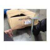 Post Support Dry L  75x300mm Hot Dipped Galvanised 12658 pk1