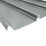 Roofing Corrugated XRW Sheeting 0.42mm (762mm wd) Corodek Basalt 1.0lm