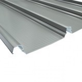 Roofing Corrugated XRW Sheeting 0.42mm (762mm wd) Monument 1.0lm